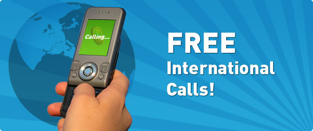 how to call international for free